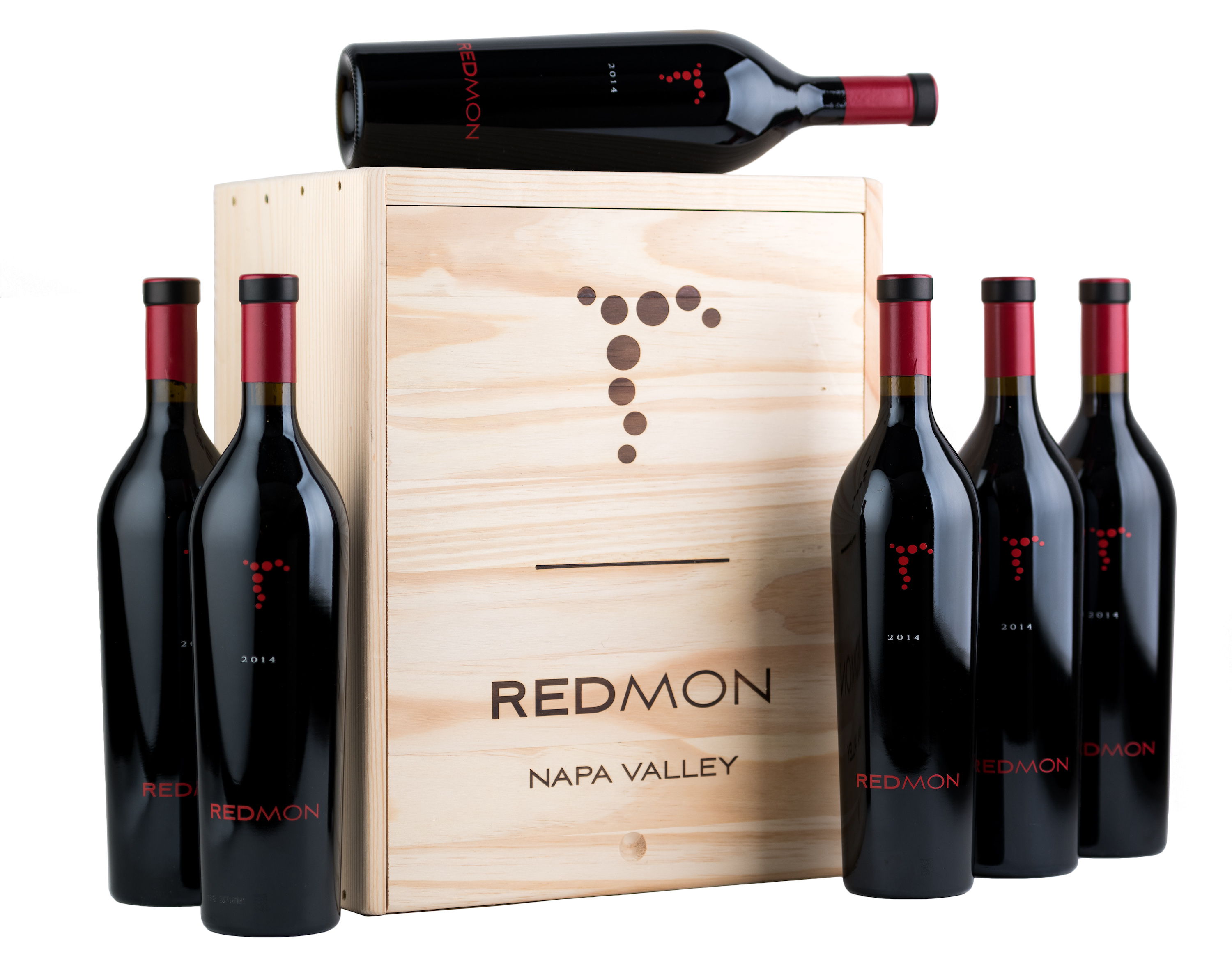 Product Image for Appellation Collection 6 Bottle Wood Box Set